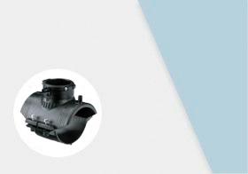Электросварные седелочные отводы с ответной частью